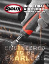 sioux industrial tools catalog thumbnail