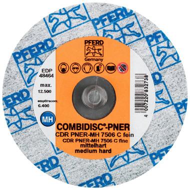 PFERD 48451 Combidisc PNER Unitized Quick Change Disc Type CDR Aluminum Oxide Coarse Grit 19100 RPM 2 Diameter Pack of 25