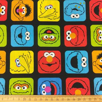 Sesame Street - Tiles