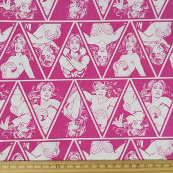 WonderWoman Hot Pink