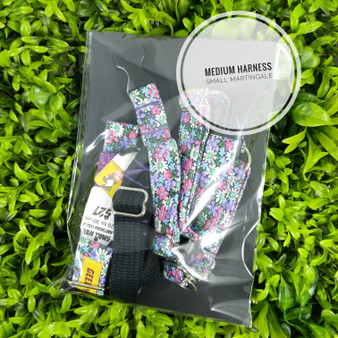 Medium Harness and Small Martingale