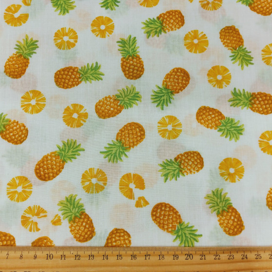 Pineapple - White