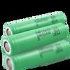 Samsung 25R 'TWIN PACK' 2500mAh High Drain Lithium Battery | Vapeking
