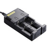 NiteCore SysMax i2 V2 Intellicharge Charger - 2 Channel