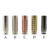 510 Stainless Steel Dimpled Drip Tip | VapeKing