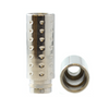 510 SS Dotted Wide Bore Drip Tip | VapeKing