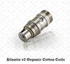 Atlantis BVC Organic Cotton Replacement Coils | VapeKing