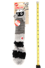 Wholesale Spot Long Jax Cylinder Plush Squeaky Dog Toy - Assorted Animal Styles