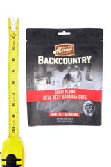 Wholesale Merrick Backcountry Great Plains Real Beef Sausage Cuts - 5 oz