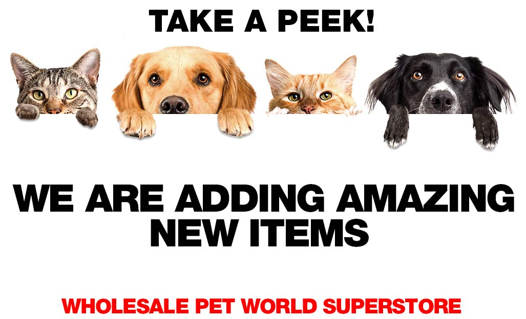 Shop Wholesale New Arrivals Cat and Dog Supplies
