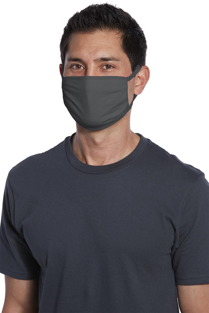 Charcoal Cotton Face Mask Bulk Pack