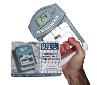 Baseline Dynamometer Smedley Spring Electronic  200 lb Capacity