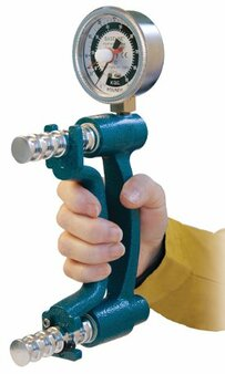 Standard Head Hydraulic Hand Dynamometer is one of the most economic devices on the market for performing grip strength tests.