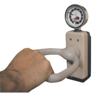 Shovel Handle Accessory for Baseline Wrist/Forearm Dynamometer