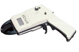 Skyndex electronic skinfold caliper - Jackson-Pollack formula