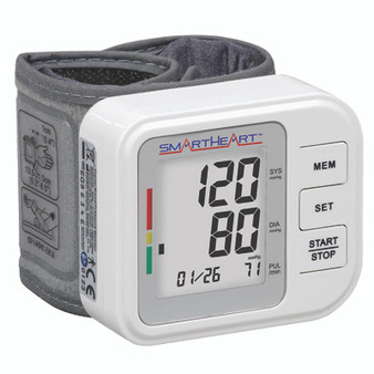 Wrist Blood Pressure and Pulse Meter | ProHealthcareProducts.com