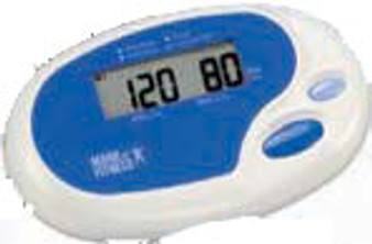 Manual Electronic Blood Pressure and Pulse Meter
