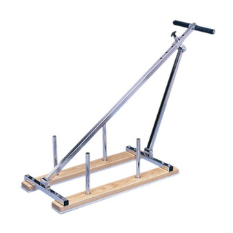 Functional Capacity Evaluation (FCE) Weight Sled with Dual Handles