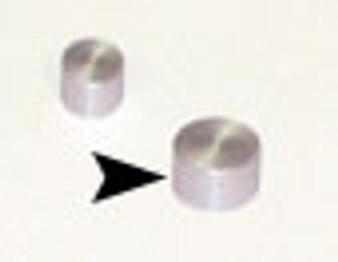 Large Flat Applicator - Baseline Hydraulic Push-Pull Dynamometer