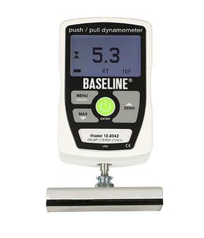 Baseline 250lb Electronic Hydraulic Push-Pull Dynamometer