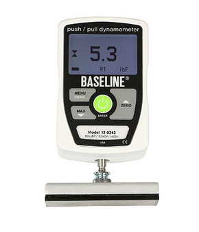 Baseline® MMT - Electronic - Includes 3 Push, 2 Pull Attachments - 500 lb Capacity