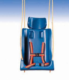 Skillbuilders Swing Seat with Pommel - Chain Attachment