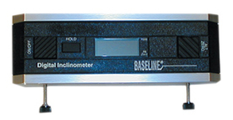 Baseline Digital Inclinometer for range of motion evaluation