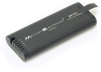Rechargeable Battery Pack for Mettler Sonicator 740 and 740x