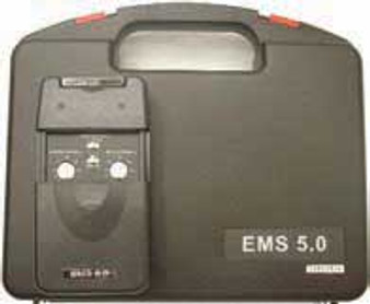 2-Channel Variable Electrical Muscle Stimulation EMS 5.0 Device