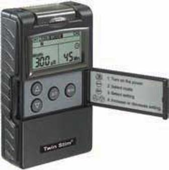 Digital 2-Channel Combination EMS / TENS Unit