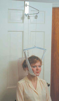 Economy Overdoor Cervical Traction Device