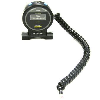 Upgrade your Acumar Single Inclinometer into a Dual Inclinometer.