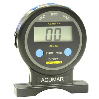 Acumar Single Digital Inclinometer for Range of Motion Measurement