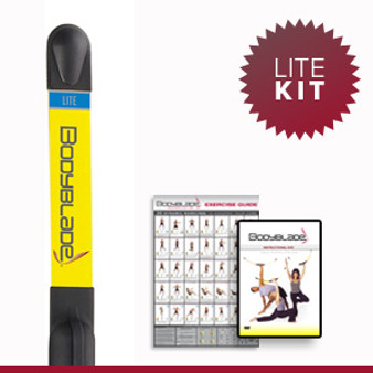 Bodyblade Lite Exercise Blade Kit