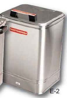 Hydrocollator Stationary Heating Unit Model E-2 Plus Moist Heat Packs