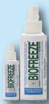 BioFreeze Cryospray Cold Therapy Spray - 12-Pack
