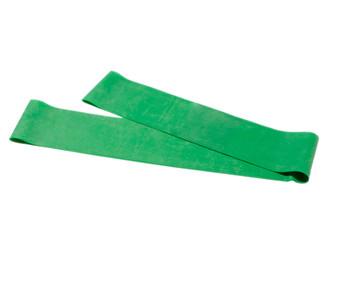 "CanDo® Band Exercise Loop - 30"" Long - Green - medium"