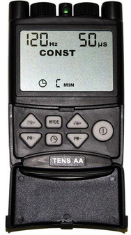 Digital unit with 5 modes, operates on AA batteries
