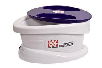 WaxWel Wintergreen Scented Paraffin Moist Heat Therapy Bath Kit