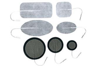 Dynatronics Ultra Polys Rectangular Electrodes for EStim Machine - 10 Pack