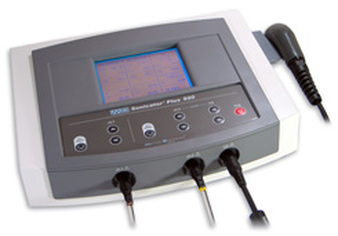 2 Channel Combination Ultrasound & eStim Machine by Mettler