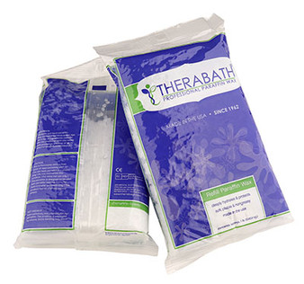 Therabath® Refill Paraffin Wax, 6 x 1-lb Bags of Beads, Eucalyptus Rosemary Mint