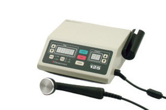 Dynatronics 125 Ultrasound Unit with 1 Soundhead  (see DY-125B)