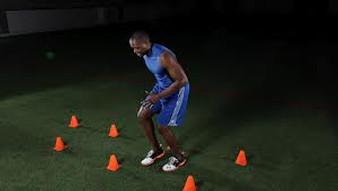 Training Cones Set of 6