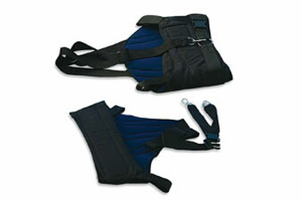 DynaWrap Thoracic and Lumbar Traction Belt Package