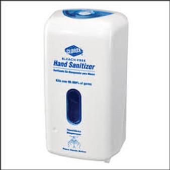 Clorox Hand Sanitizer Touchless Wall Dispenser