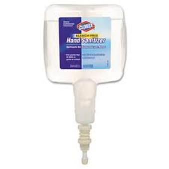 Clorox Hand Sanitizer Touchless Wall Dispenser Refill