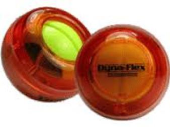 DynaFlex Powerball Amber Gyro Exerciser