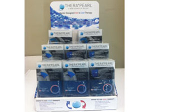TheraPearl Pre-Packed Counter Display