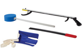 Hip and Knee Assistive Device Kit